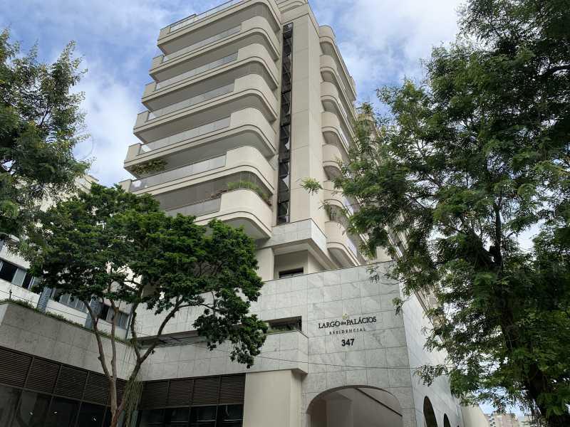 1 - Apartamento 3 quartos à venda Botafogo, Rio de Janeiro - R$ 1.350.000 - PEAP30067 - 1
