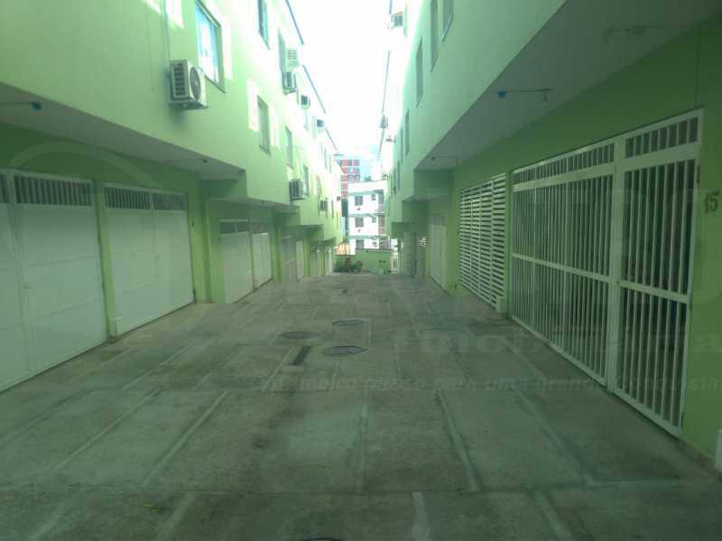 1. - Casa em Condomínio 2 quartos à venda Pechincha, Rio de Janeiro - R$ 295.000 - PECN20027 - 1