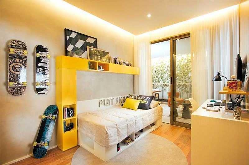 SAINT MICHEL 7 - Apartamento 4 quartos à venda Barra da Tijuca, Rio de Janeiro - R$ 1.384.000 - PEAP40006 - 10