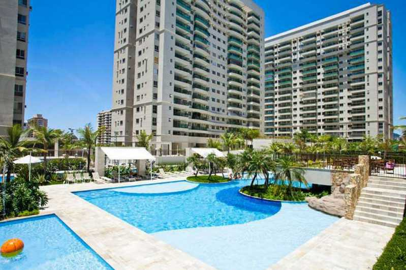 RESERVA JARDIM - Apartamento 2 quartos à venda Barra da Tijuca, Rio de Janeiro - R$ 542.925 - PEAP20333 - 1