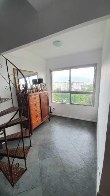 it 6. - Cobertura 2 quartos à venda Taquara, Rio de Janeiro - R$ 380.000 - PECO20004 - 3