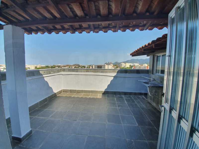 it 12. - Cobertura 2 quartos à venda Taquara, Rio de Janeiro - R$ 380.000 - PECO20004 - 12