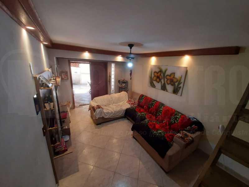 HE 3. - Casa 3 quartos à venda Curicica, Rio de Janeiro - R$ 360.000 - PECA30010 - 1