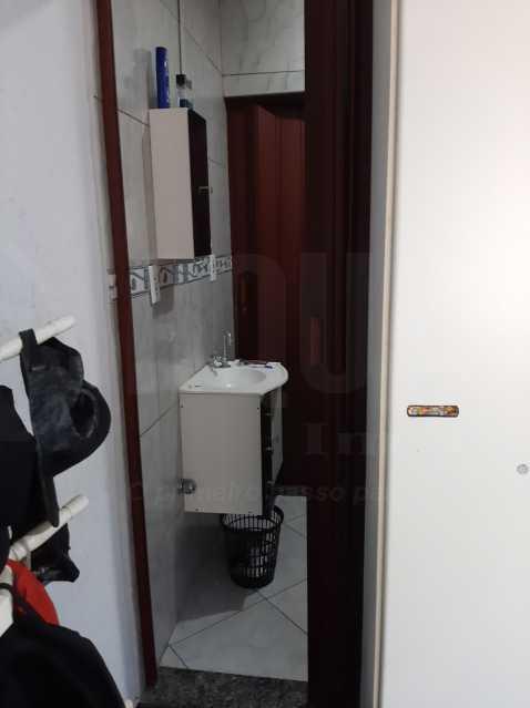 HE 1. - Casa 3 quartos à venda Curicica, Rio de Janeiro - R$ 360.000 - PECA30010 - 5
