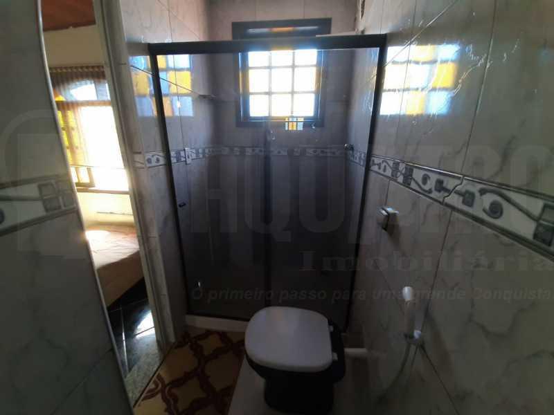 HE 13. - Casa 3 quartos à venda Curicica, Rio de Janeiro - R$ 360.000 - PECA30010 - 14