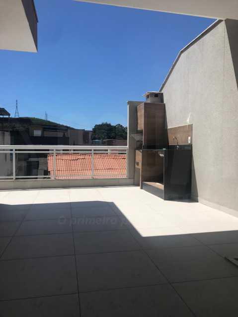 21. - Casa em Condomínio 3 quartos à venda Tanque, Rio de Janeiro - R$ 395.000 - PECN30044 - 26