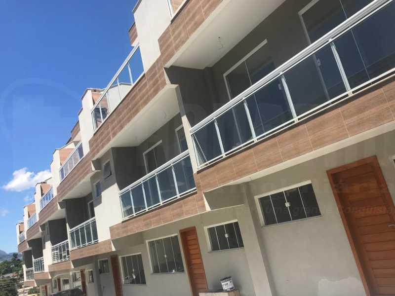 1. - Casa em Condomínio 3 quartos à venda Tanque, Rio de Janeiro - R$ 395.000 - PECN30045 - 1