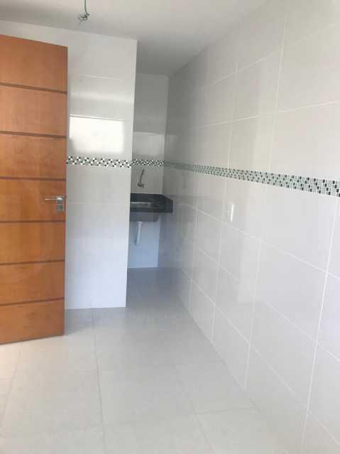 8. - Casa em Condomínio 3 quartos à venda Tanque, Rio de Janeiro - R$ 395.000 - PECN30045 - 11