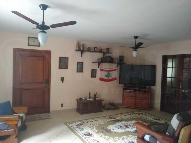 CS 1. - Casa 4 quartos à venda Taquara, Rio de Janeiro - R$ 850.000 - PECA40004 - 4