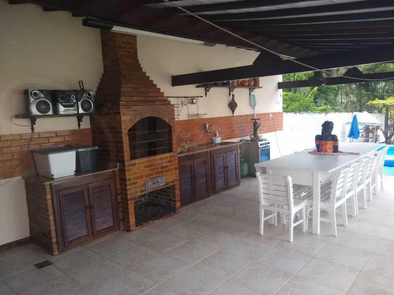 CS 11. - Casa 4 quartos à venda Taquara, Rio de Janeiro - R$ 850.000 - PECA40004 - 12