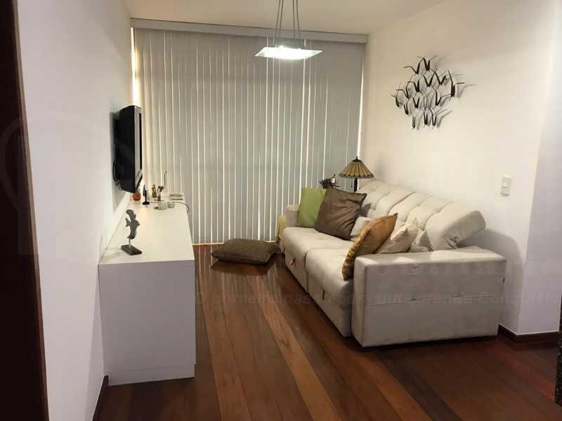 1. - Cobertura 3 quartos à venda Pechincha, Rio de Janeiro - R$ 695.000 - PECO30011 - 1