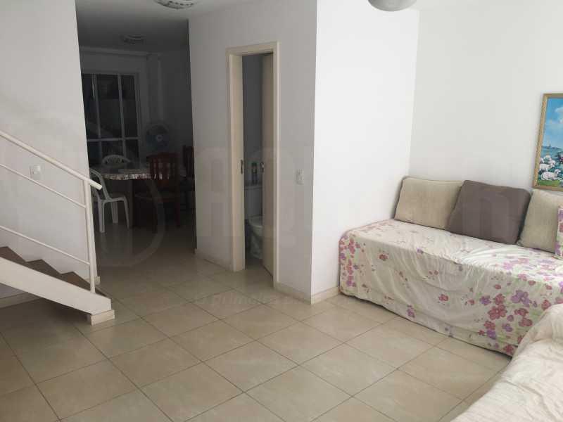 VG 2 - Casa em Condomínio 3 quartos à venda Vargem Pequena, Rio de Janeiro - R$ 438.000 - PECN30050 - 1