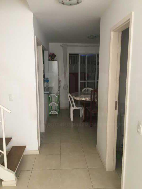 VG 3 - Casa em Condomínio 3 quartos à venda Vargem Pequena, Rio de Janeiro - R$ 438.000 - PECN30050 - 3