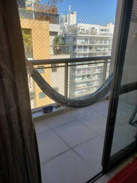 1a. - Apartamento 2 quartos à venda Recreio dos Bandeirantes, Rio de Janeiro - R$ 590.000 - PEAP20366 - 3