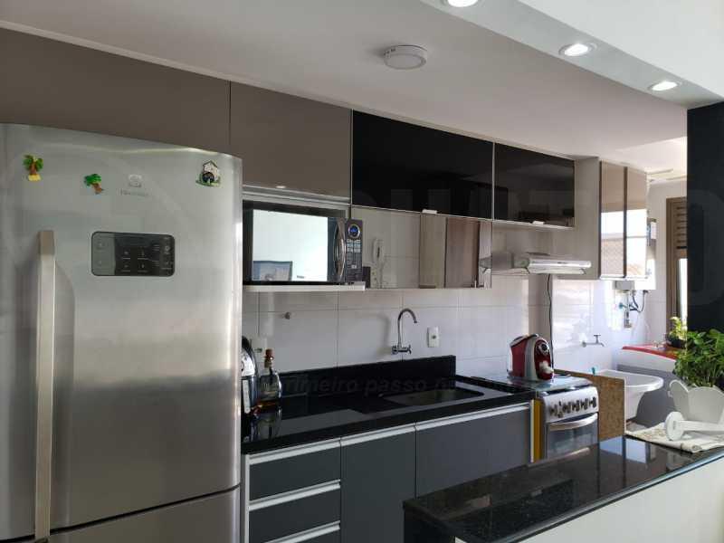 3. - Apartamento 2 quartos à venda Recreio dos Bandeirantes, Rio de Janeiro - R$ 590.000 - PEAP20366 - 6