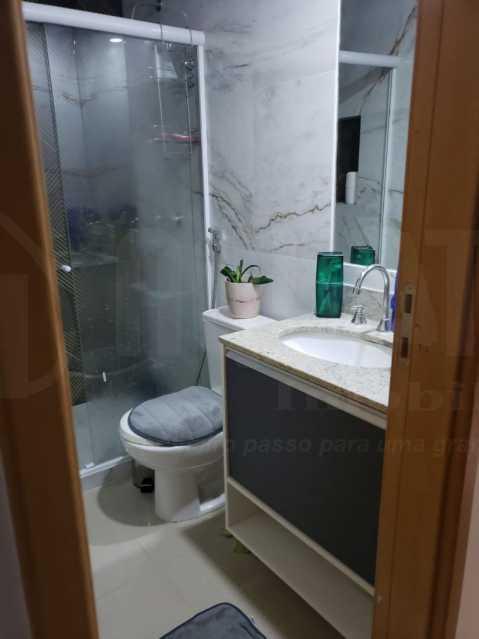 4. - Apartamento 2 quartos à venda Recreio dos Bandeirantes, Rio de Janeiro - R$ 590.000 - PEAP20366 - 7
