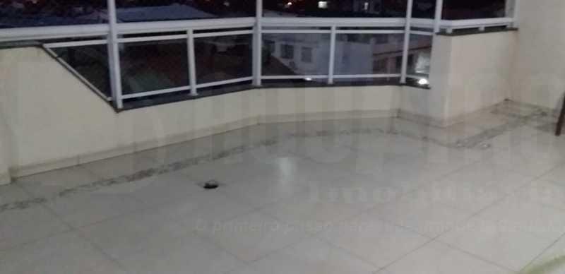 4. - Cobertura 3 quartos à venda Taquara, Rio de Janeiro - R$ 750.000 - PECO30012 - 5
