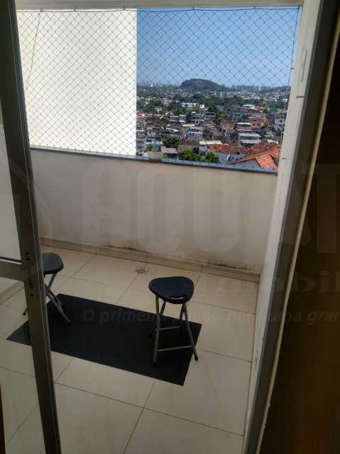 8. - Cobertura 3 quartos à venda Taquara, Rio de Janeiro - R$ 750.000 - PECO30012 - 9