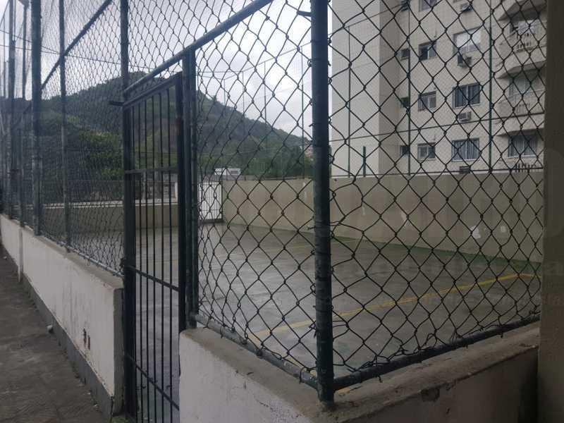 SF 20. - Apartamento 2 quartos à venda Maracanã, Rio de Janeiro - R$ 220.000 - PEAP20369 - 19