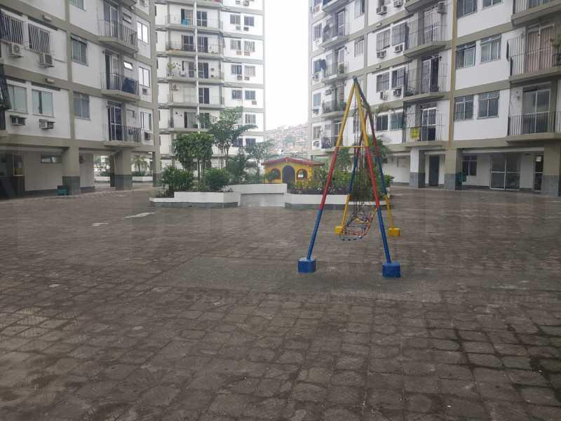 SF 22. - Apartamento 2 quartos à venda Maracanã, Rio de Janeiro - R$ 220.000 - PEAP20369 - 21