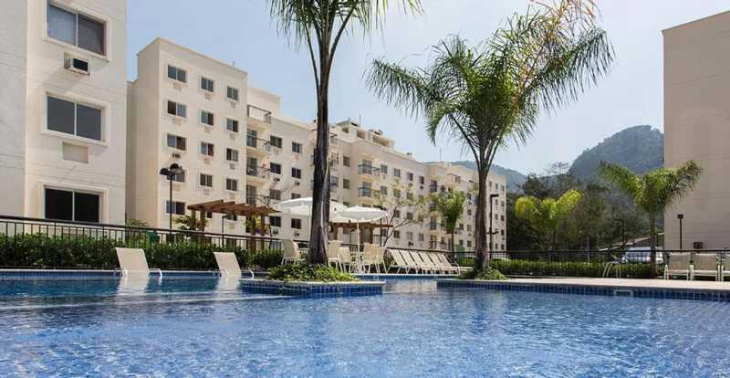 FL5 - Apartamento 4 quartos à venda Camorim, Rio de Janeiro - R$ 390.000 - PEAP40008 - 1