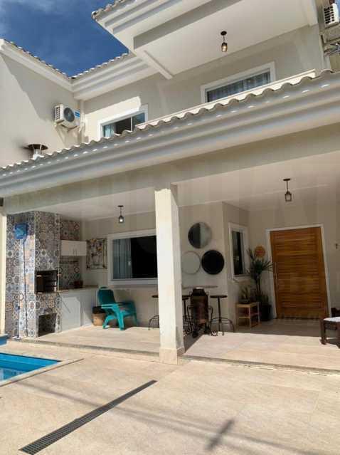 CS 4. - Casa em Condomínio 4 quartos à venda Pechincha, Rio de Janeiro - R$ 850.000 - PECN40017 - 1
