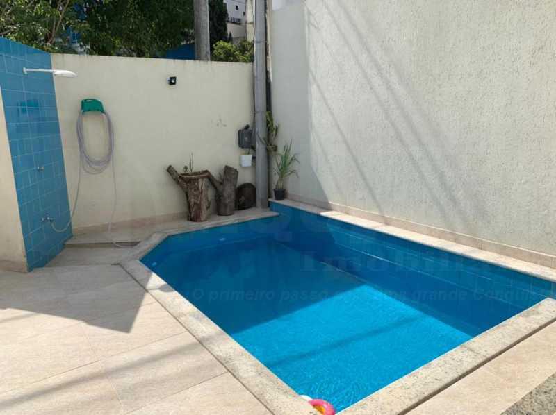 CS 3. - Casa em Condomínio 4 quartos à venda Pechincha, Rio de Janeiro - R$ 850.000 - PECN40017 - 17