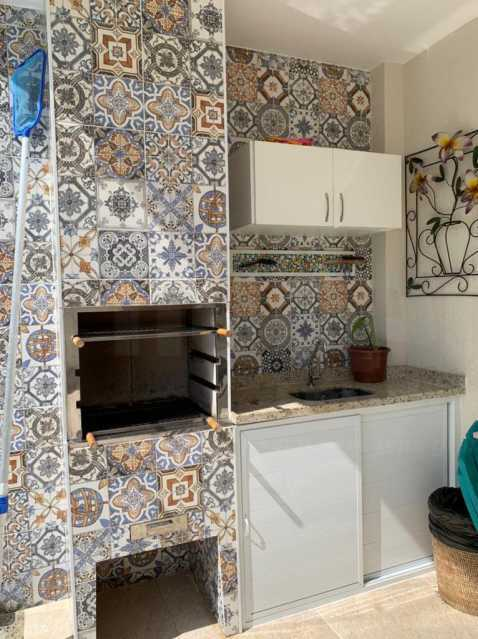 CS 5. - Casa em Condomínio 4 quartos à venda Pechincha, Rio de Janeiro - R$ 850.000 - PECN40017 - 18