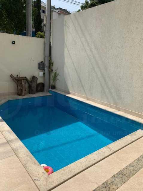 CS 6. - Casa em Condomínio 4 quartos à venda Pechincha, Rio de Janeiro - R$ 850.000 - PECN40017 - 19