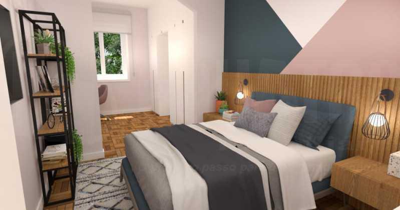 TJ 1 - Casa 3 quartos à venda Tijuca, Rio de Janeiro - R$ 790.000 - PECA30011 - 14