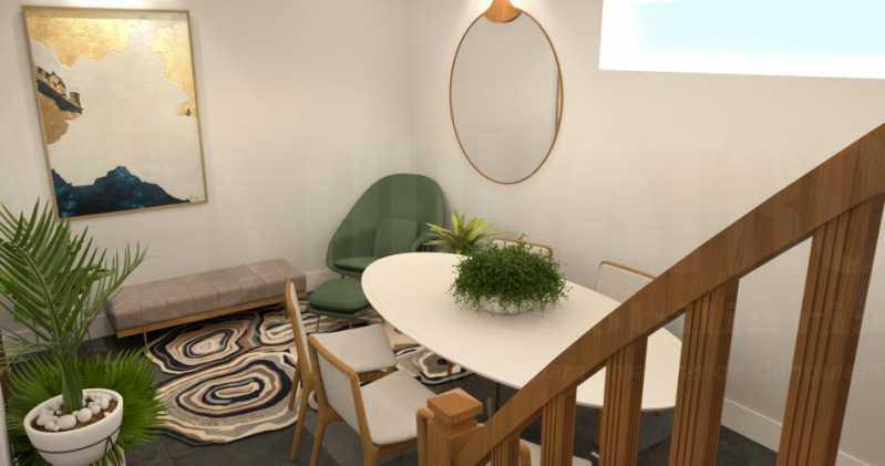 TJ 7 - Casa 3 quartos à venda Tijuca, Rio de Janeiro - R$ 790.000 - PECA30011 - 18