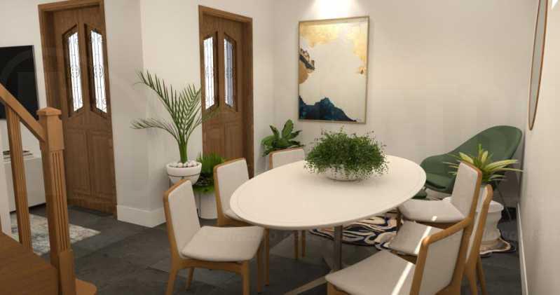 TJ 13 - Casa 3 quartos à venda Tijuca, Rio de Janeiro - R$ 790.000 - PECA30011 - 21