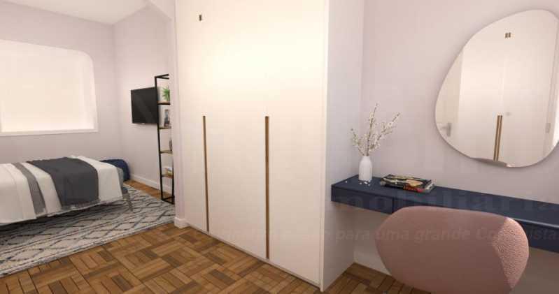 TJ 15 - Casa 3 quartos à venda Tijuca, Rio de Janeiro - R$ 790.000 - PECA30011 - 23