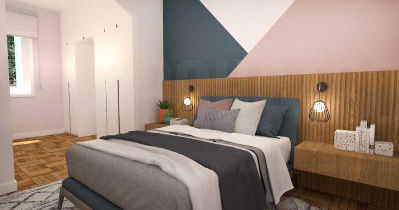 TJ 19 - Casa 3 quartos à venda Tijuca, Rio de Janeiro - R$ 790.000 - PECA30011 - 24