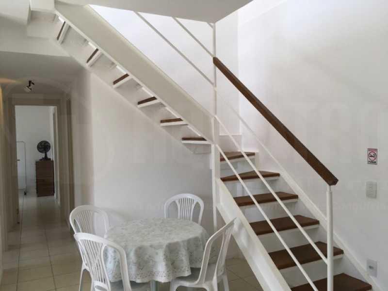 1 - Cobertura 4 quartos à venda Jacarepaguá, Rio de Janeiro - R$ 927.000 - PECO40002 - 1