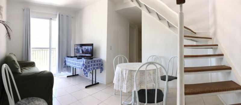 3 - Cobertura 4 quartos à venda Jacarepaguá, Rio de Janeiro - R$ 927.000 - PECO40002 - 5