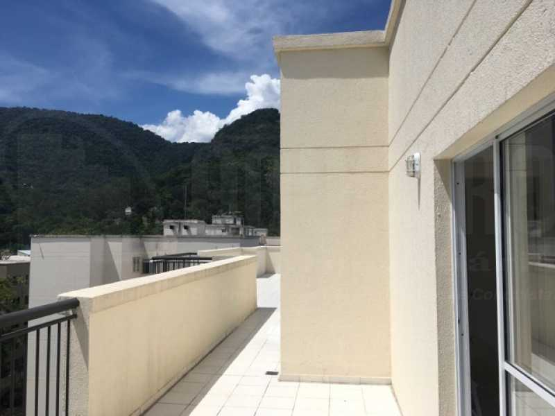 14 - Cobertura 4 quartos à venda Jacarepaguá, Rio de Janeiro - R$ 927.000 - PECO40002 - 19