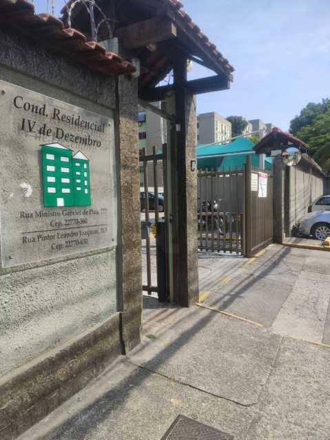 1. - Apartamento 2 quartos para alugar Pechincha, Rio de Janeiro - R$ 800 - PEAP20399 - 1