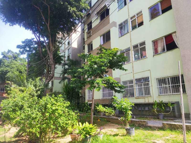 4. - Apartamento 2 quartos para alugar Pechincha, Rio de Janeiro - R$ 800 - PEAP20399 - 5