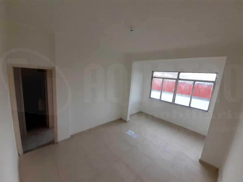 1 - Apartamento 1 quarto à venda São Cristóvão, Rio de Janeiro - R$ 155.000 - PEAP10037 - 1