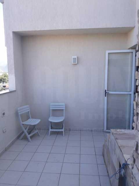 15. - Cobertura 2 quartos à venda Pechincha, Rio de Janeiro - R$ 530.000 - PECO20005 - 21