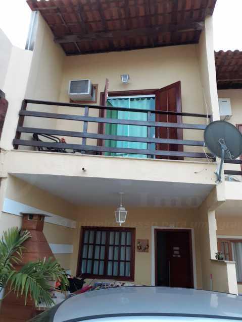 MN 1. - Casa em Condomínio 2 quartos à venda Taquara, Rio de Janeiro - R$ 320.000 - PECN20038 - 1
