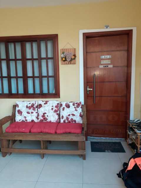 MN 35. - Casa em Condomínio 2 quartos à venda Taquara, Rio de Janeiro - R$ 320.000 - PECN20038 - 3