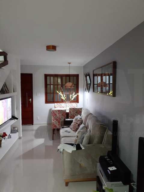 MN 2. - Casa em Condomínio 2 quartos à venda Taquara, Rio de Janeiro - R$ 320.000 - PECN20038 - 4