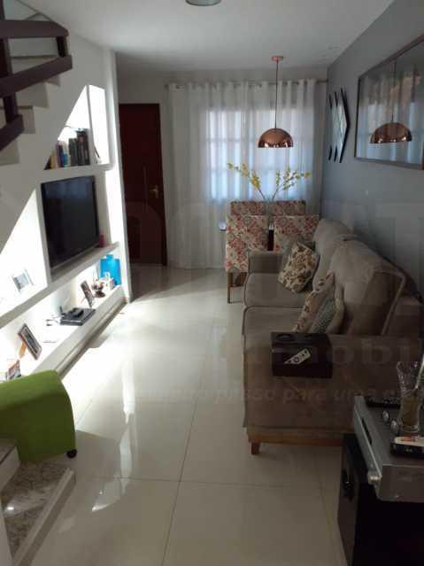 MN 3. - Casa em Condomínio 2 quartos à venda Taquara, Rio de Janeiro - R$ 320.000 - PECN20038 - 5