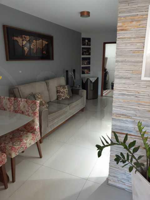 MN 4. - Casa em Condomínio 2 quartos à venda Taquara, Rio de Janeiro - R$ 320.000 - PECN20038 - 6