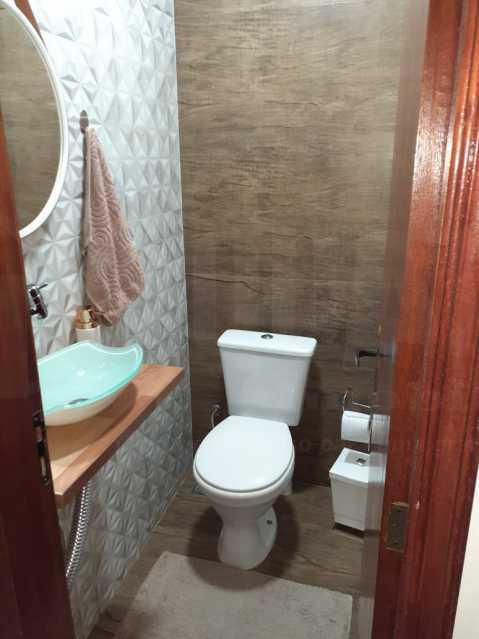 MN 9. - Casa em Condomínio 2 quartos à venda Taquara, Rio de Janeiro - R$ 320.000 - PECN20038 - 7