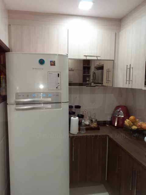 MN 14. - Casa em Condomínio 2 quartos à venda Taquara, Rio de Janeiro - R$ 320.000 - PECN20038 - 11