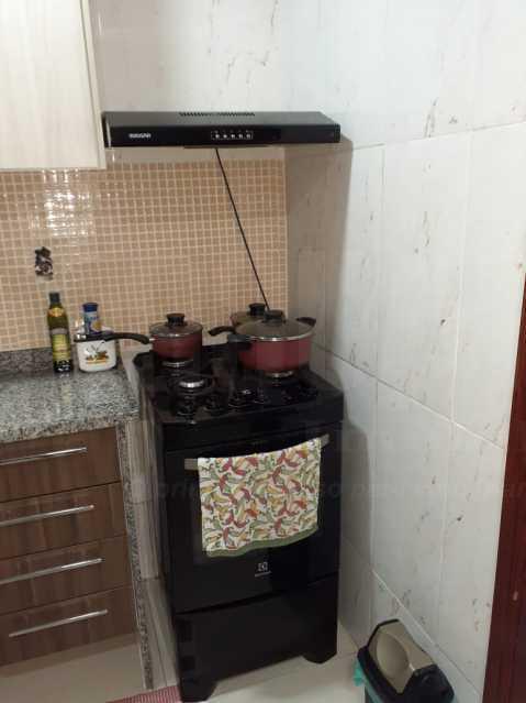 MN 17. - Casa em Condomínio 2 quartos à venda Taquara, Rio de Janeiro - R$ 320.000 - PECN20038 - 12