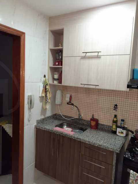 MN 20. - Casa em Condomínio 2 quartos à venda Taquara, Rio de Janeiro - R$ 320.000 - PECN20038 - 13